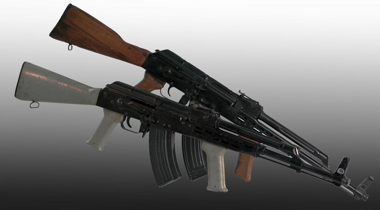 «Kalashnikov: around the world». AKM-63