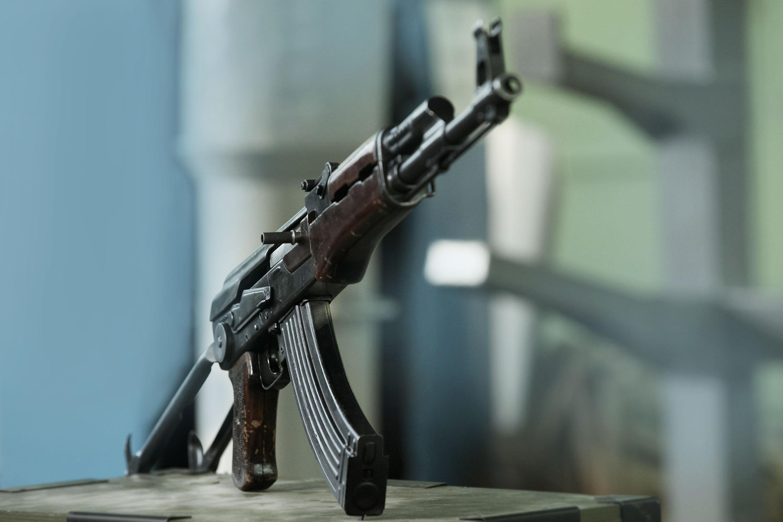 Автомат Калашникова - История создания АК-47 | Kalashnikov ...