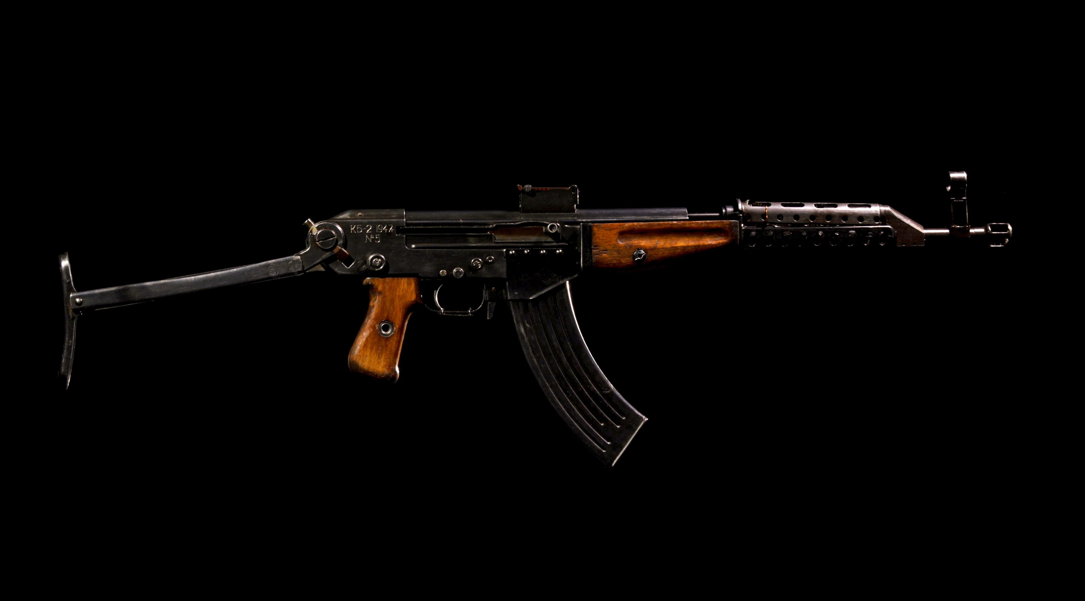 АД-46: опытный автомат Дементьева | Kalashnikov.Media