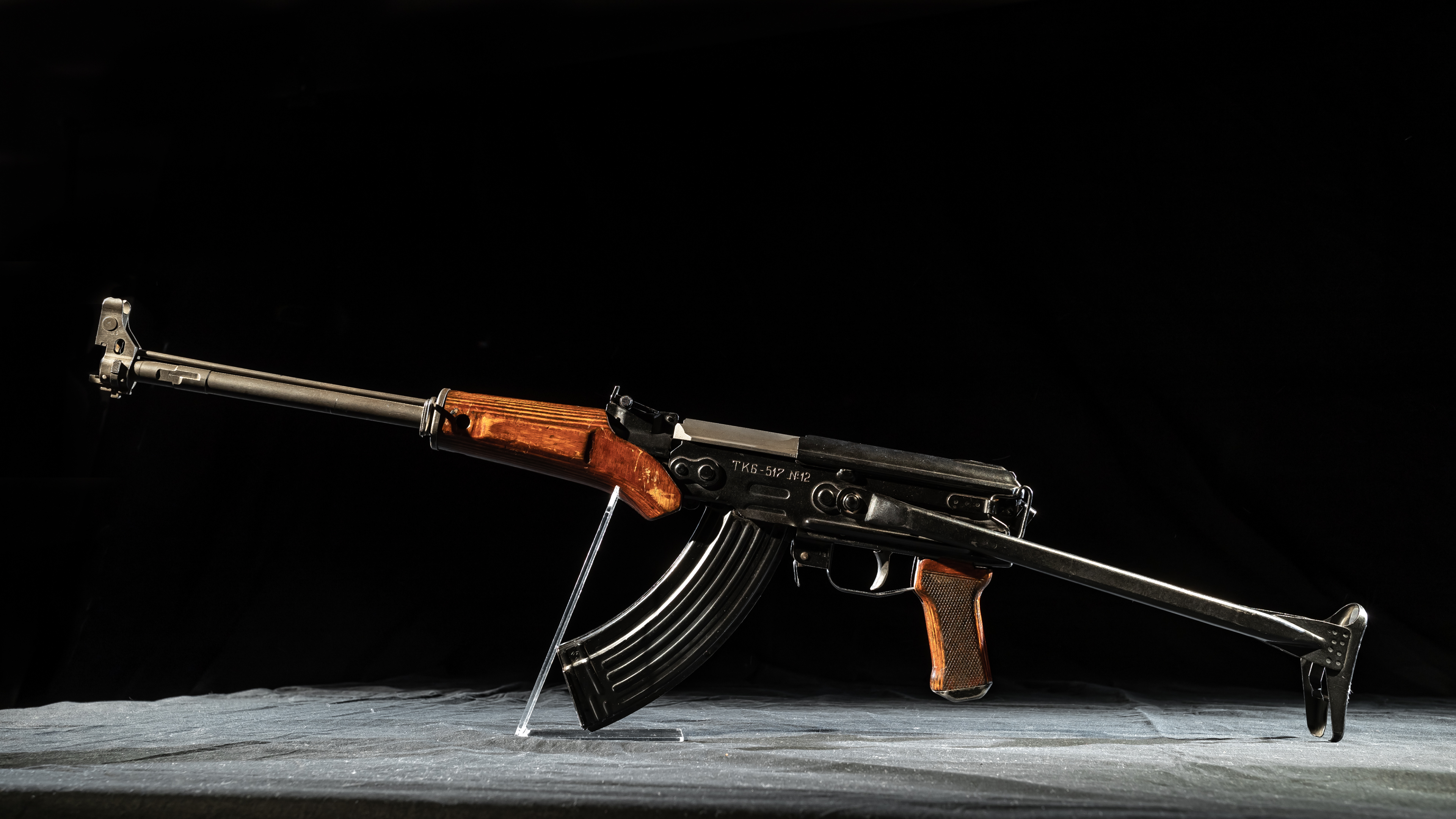 Experimental: TKB-517 by German Korobov