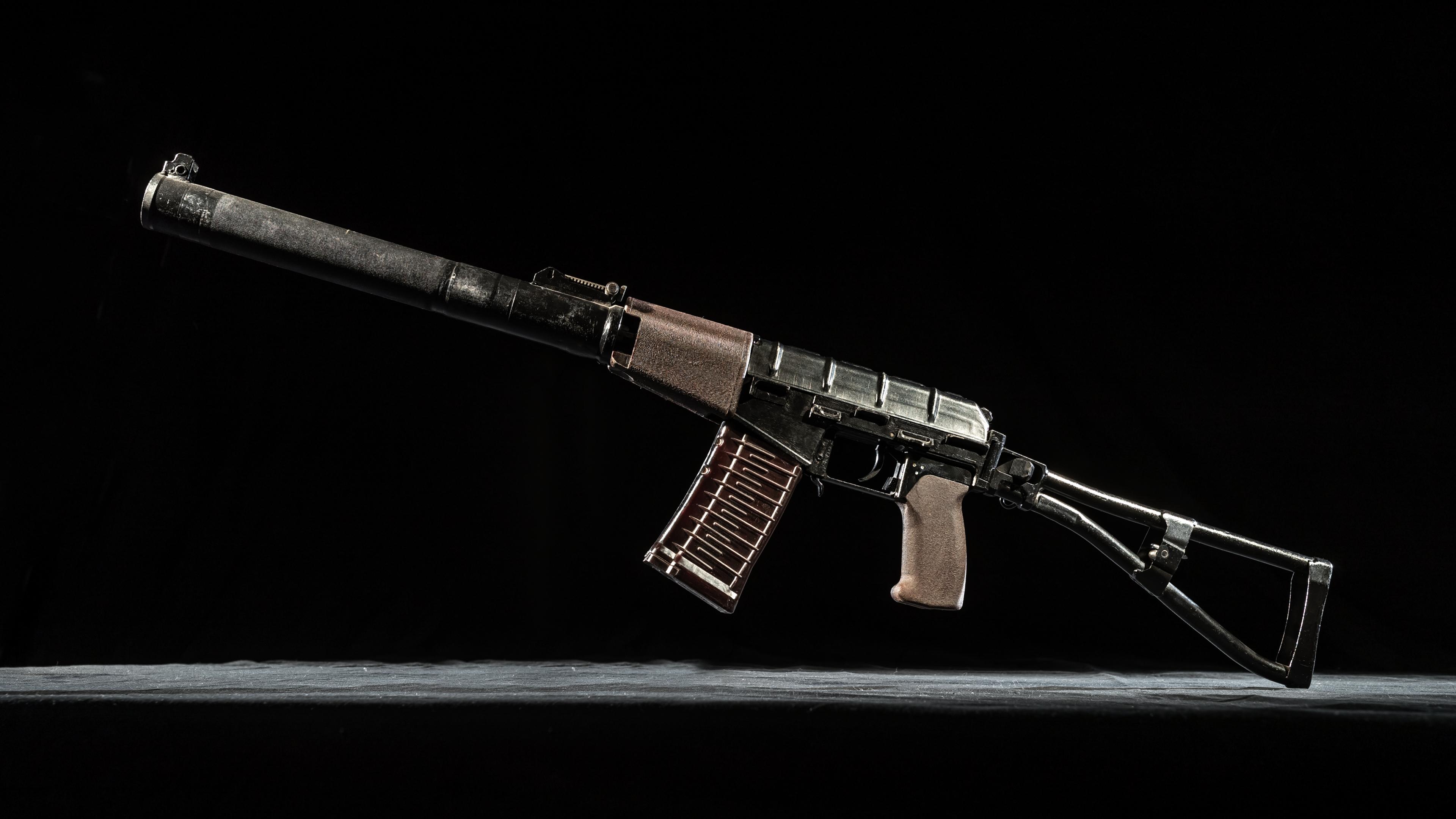 Паноптикум: автомат специальный «Вал» | Kalashnikov.Media